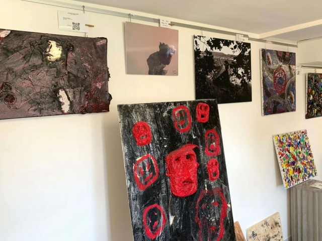 Visitez l'Atelier-Expo sur rendez-vous à Vannes